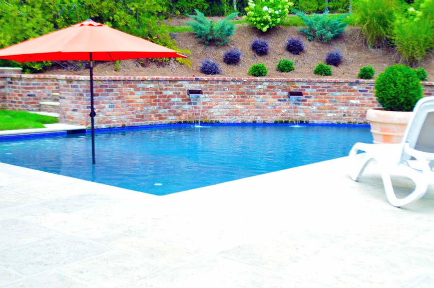 example of an oxford ms pool project - Park Drive, Oxford MS Pool - 5